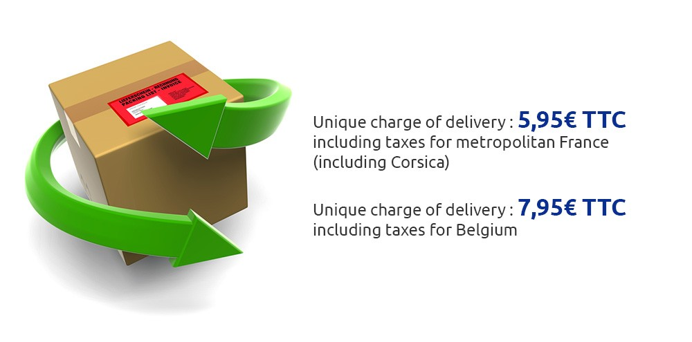 Unique charge of delivery